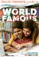World Famous Lover Telugu Movie Posters
