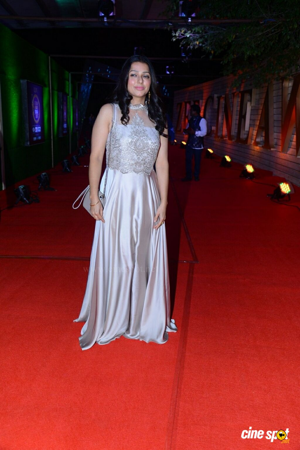 Bhumika Chawla at Zee Telugu Cine Awards 2020 Red Carpet (1)