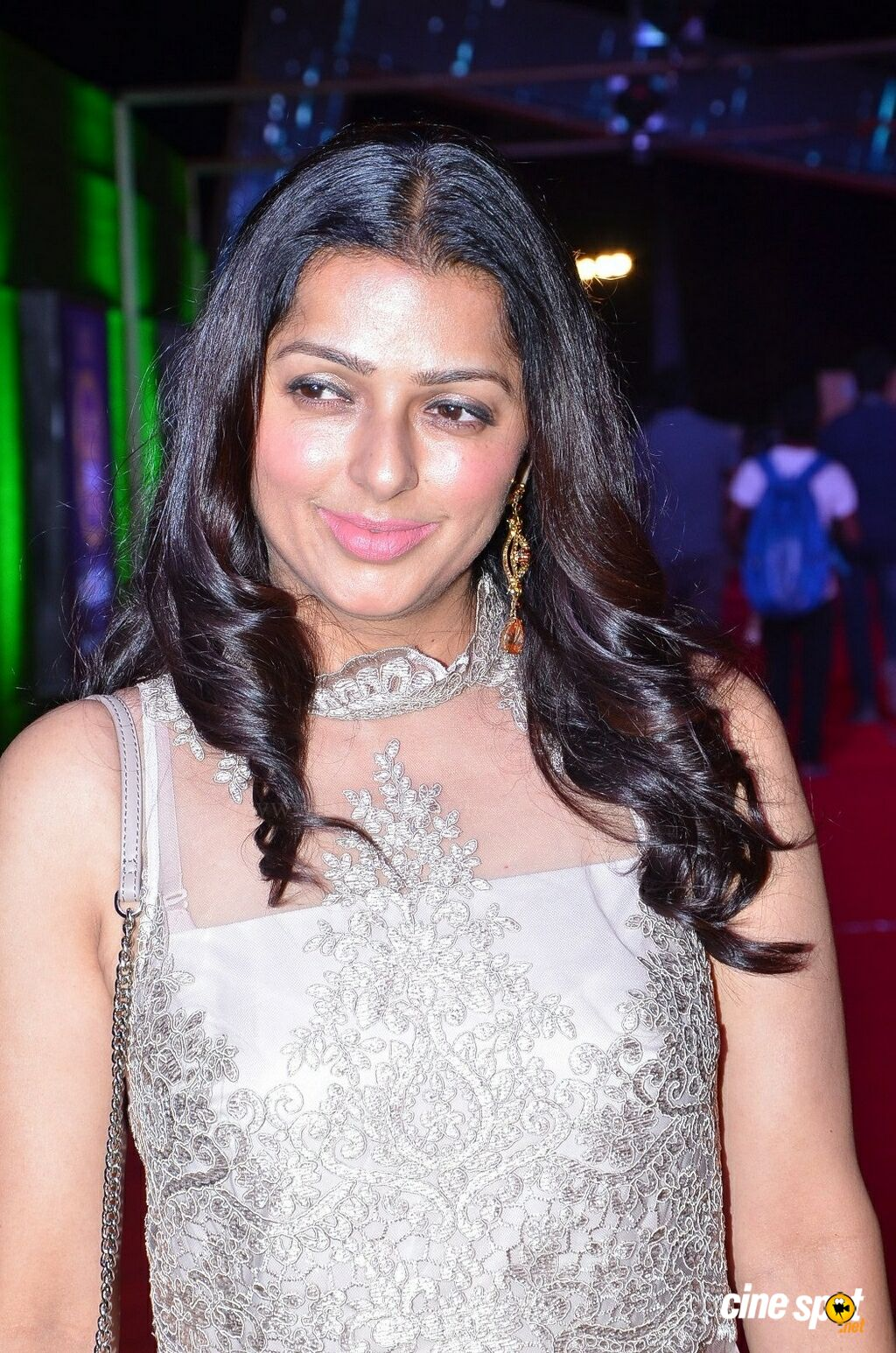 Bhumika Chawla at Zee Telugu Cine Awards 2020 Red Carpet (14)