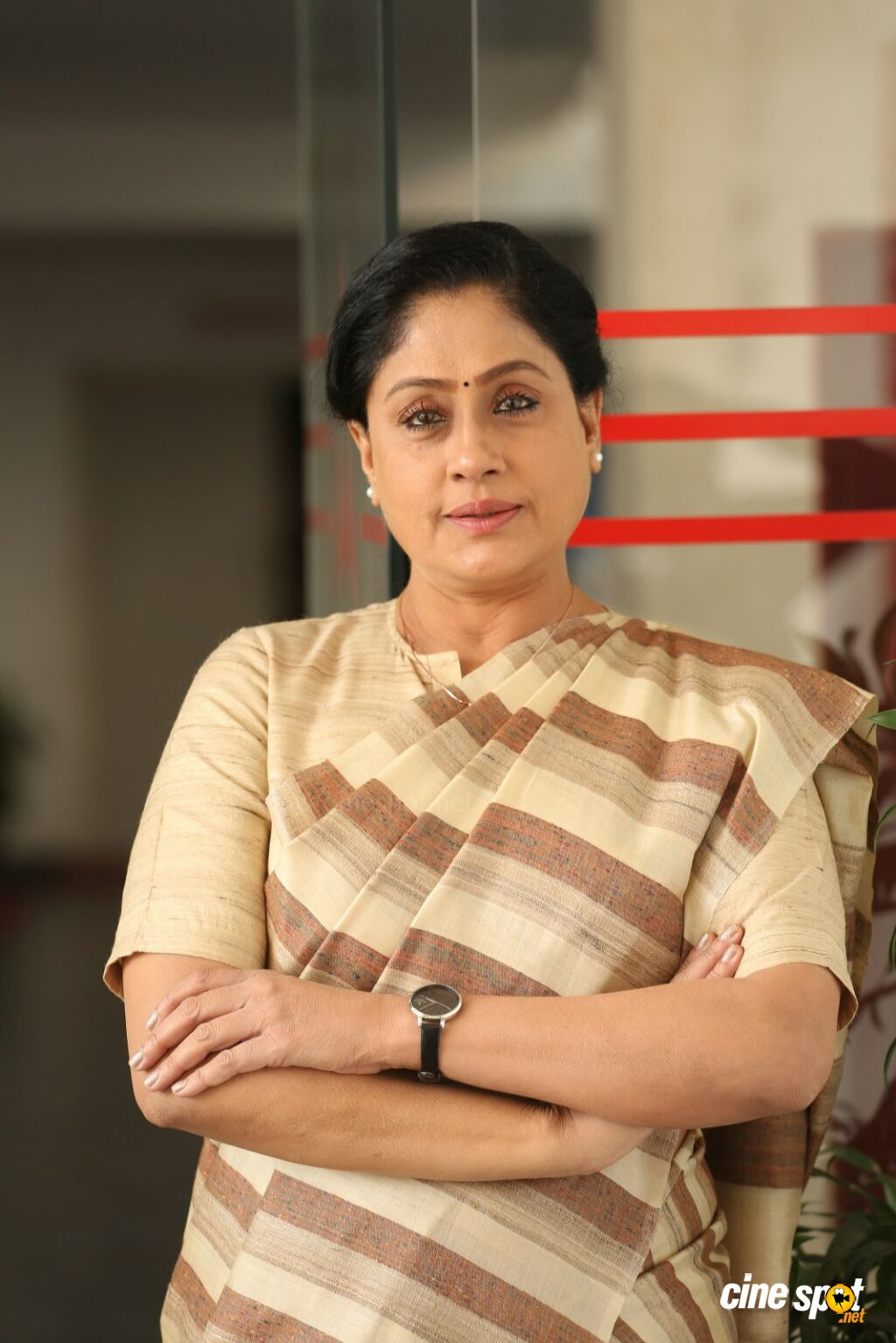 Sarileru Neekevvaru Actress Vijayashanti Interview Photos (9)