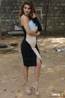 Anveshi Jain at Commitment Movie Title Launch (14)