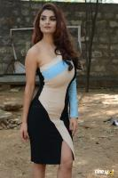 Anveshi Jain at Commitment Movie Title Launch (15)