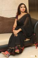 Karunya Chowdary at 3 Monkeys Pre Release Event (12)