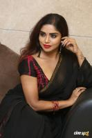 Karunya Chowdary at 3 Monkeys Pre Release Event (4)