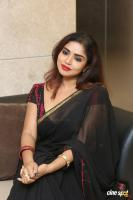 Karunya Chowdary at 3 Monkeys Pre Release Event (6)