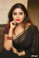 Karunya Chowdary at 3 Monkeys Pre Release Event (8)