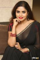 Karunya Chowdary at 3 Monkeys Pre Release Event (9)
