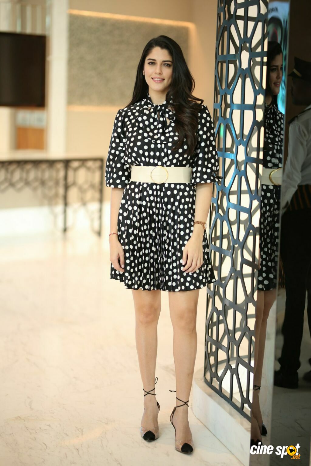 Izabelle Leite at World Famous Lover Trailer Launch (1)