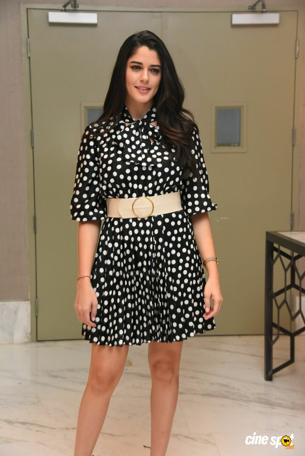 Izabelle Leite at World Famous Lover Trailer Launch (16)