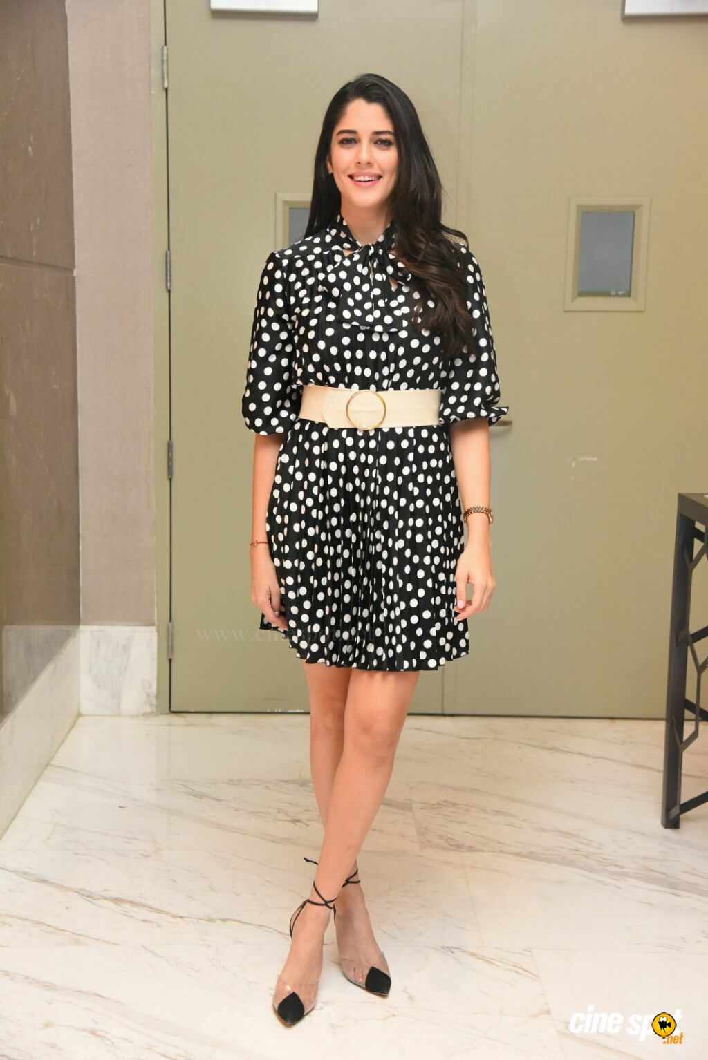 Izabelle Leite at World Famous Lover Trailer Launch (22)