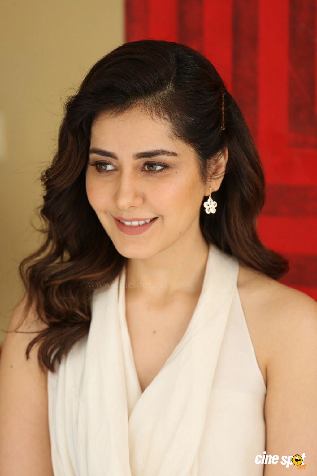 World Famous Lover Heroine Raashi Khanna Interview Photos (29)