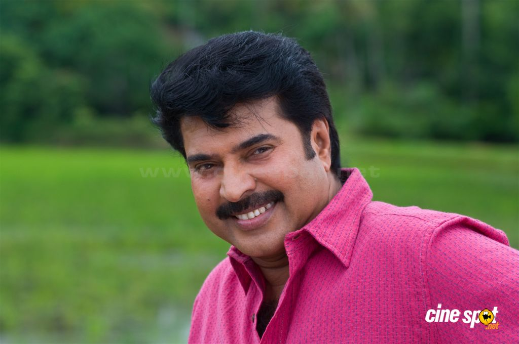 Megastar Mammootty In Best Actor Malayalam Movie Photos