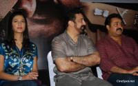 Mohanlal & KamalaHassan @ Unnai Pol Oruvan Press meet