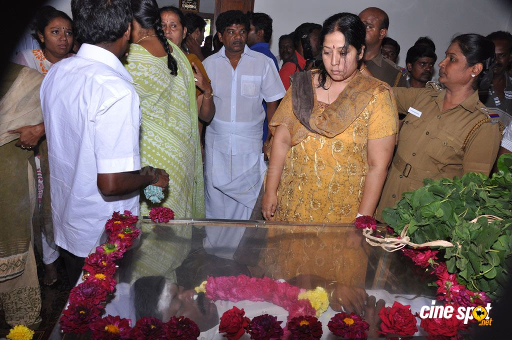 Tamil Actor Murali Died event photos (54)