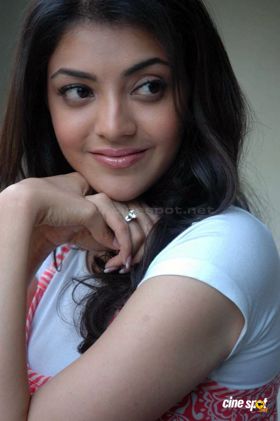 Consider, Actress kajal agarwal commit
