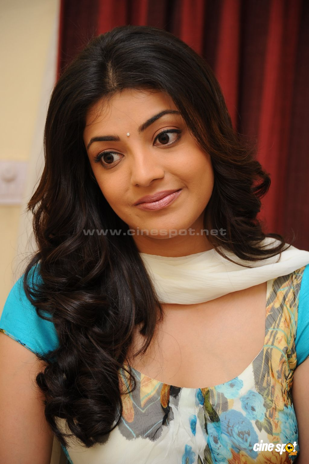 Actress kajal agarwal can not