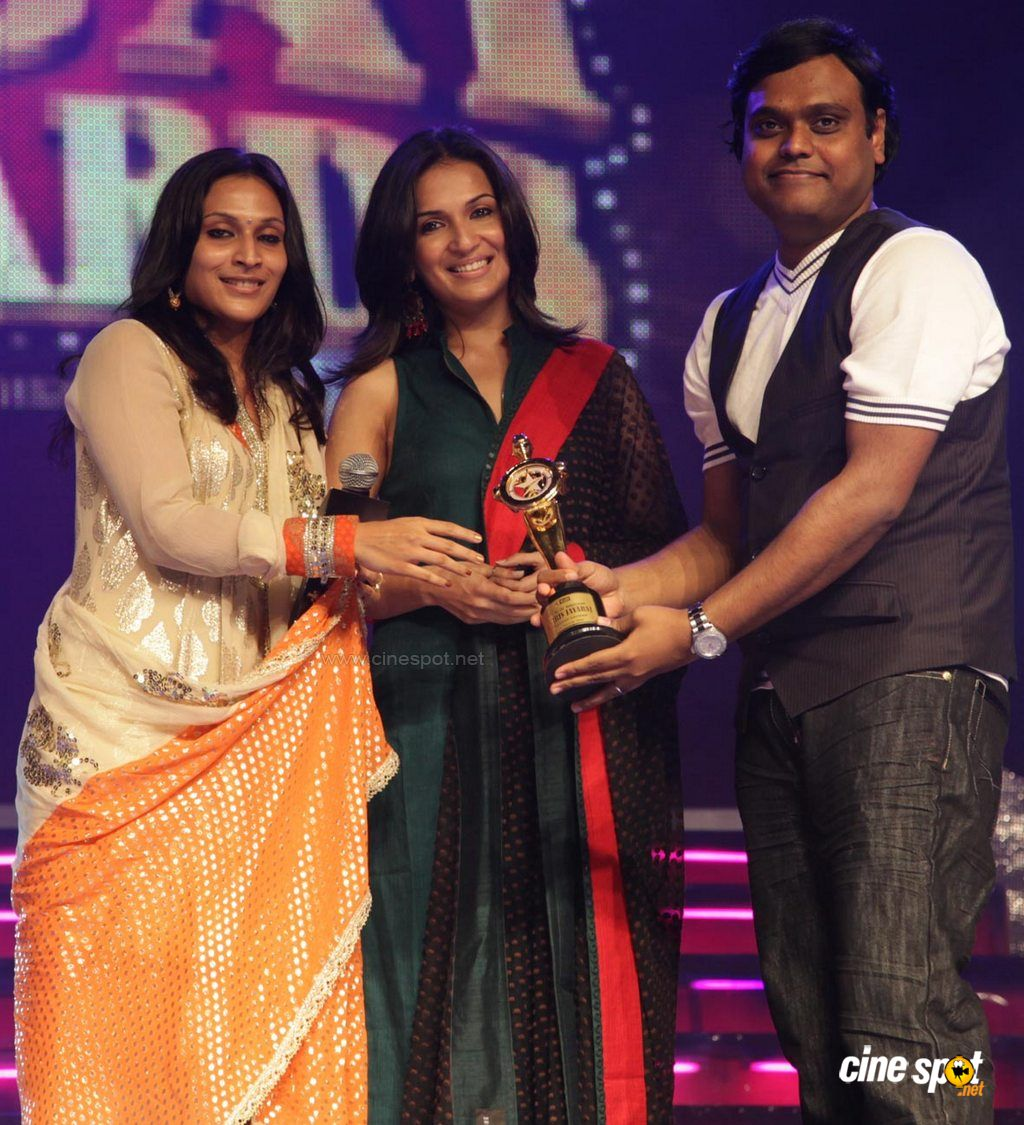 Vijay Tv Awards Photos