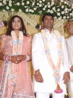 Meena Reception Photos (5)