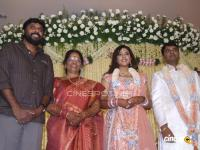 Siddique_Meena Reception Photos