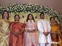 Sreedevi Vijaya kumar_Meena Reception Photos