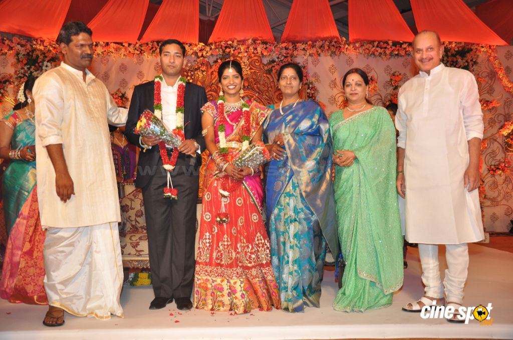 Shyam Prasad Reddy Daughter Wedding (2)