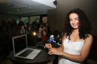Kangana Ranaut at the launch of her website Photos