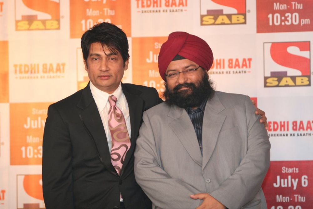 Shekhar Suman at the launch of Tedhi Baat Photos (4)