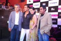 Akki & Bebo grace KI-Hungama Bolly event High Quality Photos