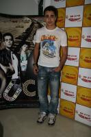 Imran Khan promotes Luck on Radio Mirchi HQ Photos