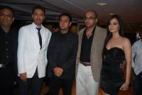 Dia, Fardeen, Irfan, Aftaab, Dino & Manoj at the Acid Factory curtain raiser