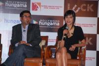 Imraan & Shruti launch Luck game based website Photos