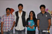 Chemistry Movie Logo Launch Photos