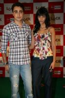Shruti Hassan and Imran Khan promote Luck at Big FM Photos