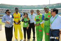 Chennai Rhinos Vs Kerala Strikers Match Photos