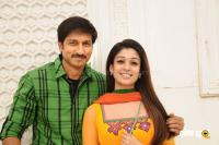 Gopichand Nayanthara Movie Photos Stills