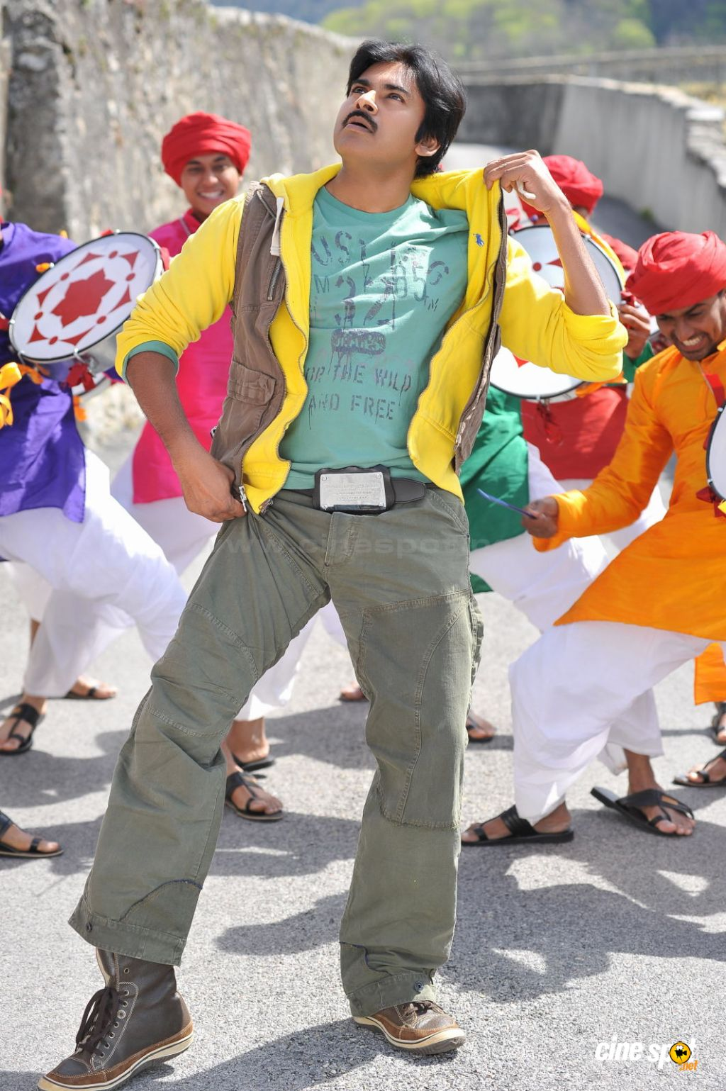Pawan Kalyan new stills (1)