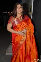 Kushboo in Saree at Mirchi Awards 2012 (2)