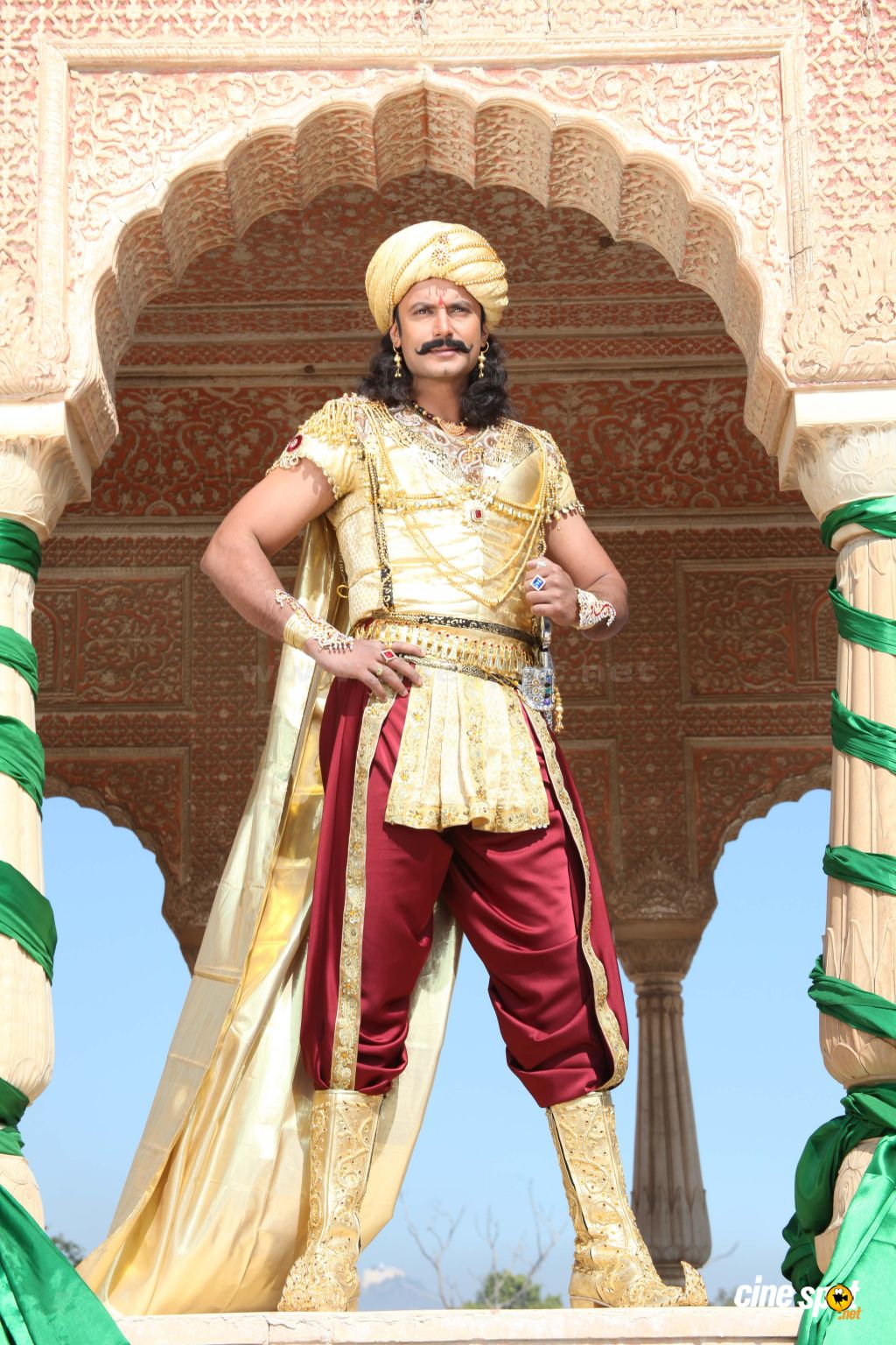 Darshan New Stills