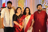 MLA Sabarinathan and Dr Divya Iyer IAS Marriage photos