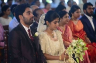 Director Dijo Jose Antony Marriage Photos