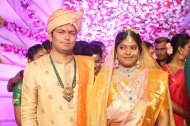 Shyam Prasad Reddy Daughter Wedding Photos