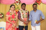 PRO Bhuvan Wedding Reception Photos