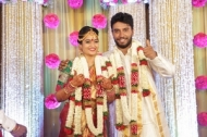 Suja Varunee & Shiva Kumar Marriage Photos