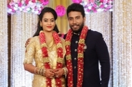 Suja Varunee & Shiva Kumar Marriage Reception Photos