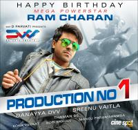 Ram Charan Teja Birthday Wallpapers