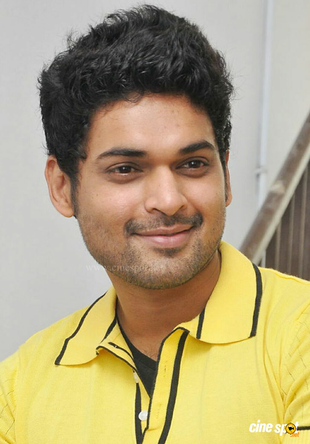 Ajmal Ameer at Prabhanjanam Press Meet (12)