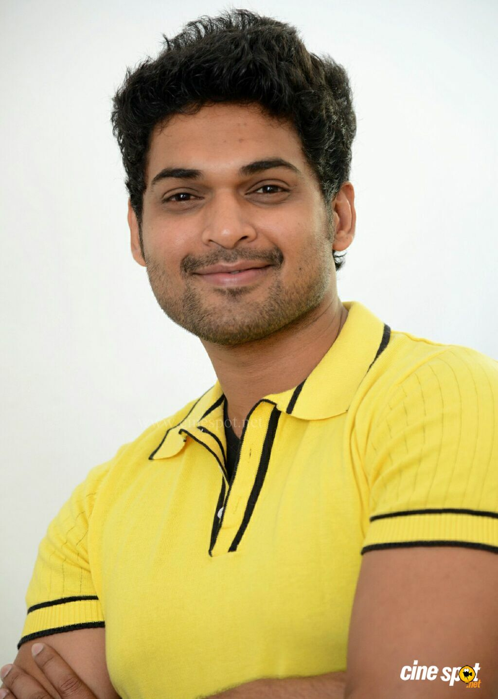 Ajmal Ameer at Prabhanjanam Press Meet (4)