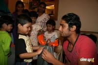 Prateik Babbar presents gifts to Orphan kids Event Photos, Stills