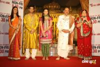Zee Tv's Yahan Mein Ghar Kheli Serial Music Launch Event Photos