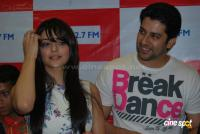 Aftaab & Aamna promote Aao WIsh Karen on BigFM Event Photos